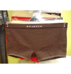 Brubeck Comfort Cotton Трусы женские Boxer коричневые