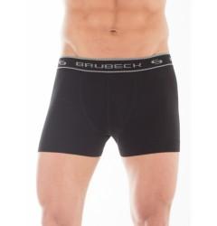 Brubeck Comfort Cotton Трусы мужские BOXER черные
