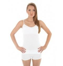 Brubeck Comfort Cotton Майка женская Camisole белая