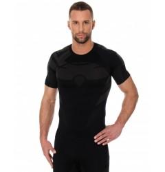 Brubeck Dry Футболка мужская с коротким рукавом черная M