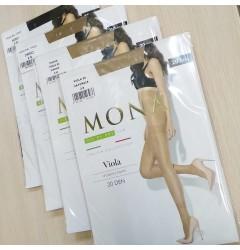Mona Колготки 20 ден Viola черные