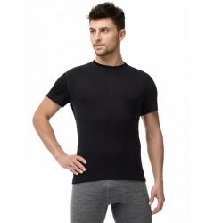 Norveg Soft Футболка мужская с коротким рукавом чёрная