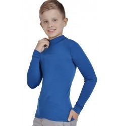 Norveg Soft City Style Водолазка подростковая цвета ниагара