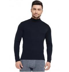 Norveg Soft City Style Водолазка мужская чёрная
