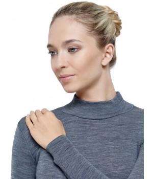 Norveg Soft City Style Водолазка женская серая