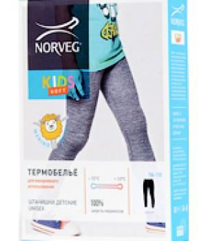 Norveg Soft Штанишки детские (unisex) молочного цвета