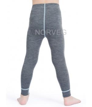 Norveg Soft Штанишки детские (unisex) серые