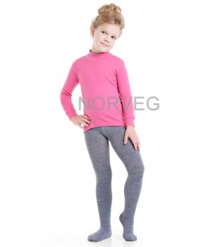 Norveg Multifunctional Детские термоколготки серые