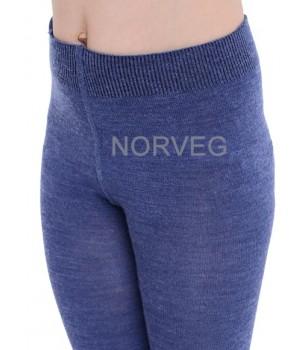 Norveg Multifunctional Детские термоколготки цвет джинс