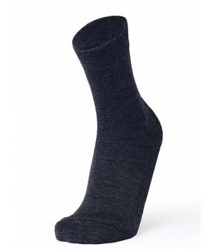 Norveg Термоноски женские Merino Wool серый меланж
