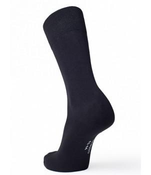 Norveg Термоноски женские Wool+Silk черные