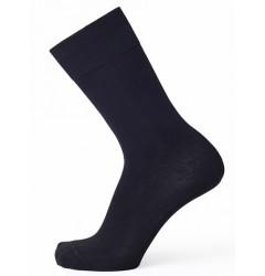 Norveg Термоноски мужские Wool+Silk черные