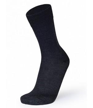 Norveg Термоноски женские Wool+Silk серый меланж