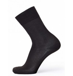 Norveg Термоноски мужские Wool+Silk коричневые