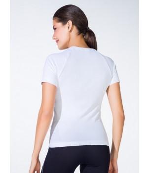 Спортивная футболка Scala Sport белая